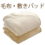毛布・敷きパッド